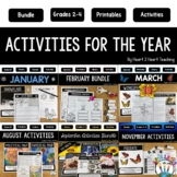 Treasure Each Month Ultimate Bundle for the School Year (1
