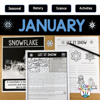 Treasure Each Month January Activities: Inuit, Chinese New Year, Lewis & Clark