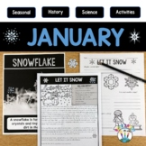January Activities Bundle: Inuit, Chinese New Year & Lewis & Clark