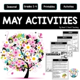 May Activities: Cinco de Mayo, Mexico, Frogs & Habitats