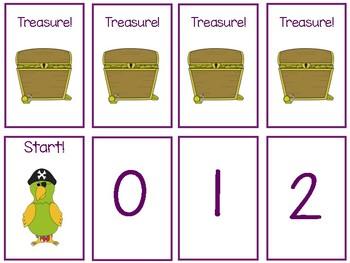 Treasure Hunt 0-120