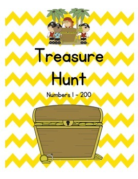 Treasure Hunt 1-120