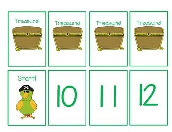 Treasure Hunt 10-20