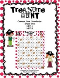 Treasure Hunt 120 Chart Game FREEBIE