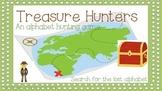 Treasure Hunt: Alphabet Edition