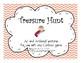 Treasure Hunt (Caribou) Bundle Pack - articulation game or progress check