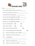 Treasure Hunt Classroom