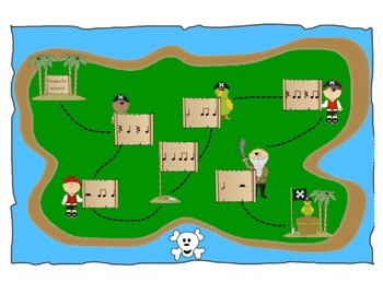 Treasure Hunt: Grade 2
