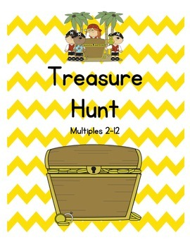 Treasure Hunt Multiples 2-12