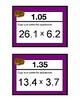 Treasure Hunt- Multiply Decimals #2 (Medium: Decimal X Decimal)