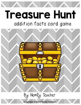 Treasure Hunt (card game)