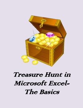 Treasure Hunt in Microsoft Excel – The Basics