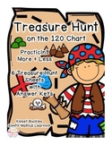 Treasure Hunt using the 120 Chart