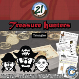 Treasure Hunters: Centers of Triangles - 21st Century Math Project