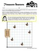 Treasure Hunters -- Plotting in Quadrant I -- - 21st Century Math Project