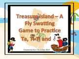 Treasure Island - A Fly Swatting Rhythm Game to Practice Ta, Ti-Ti and Z