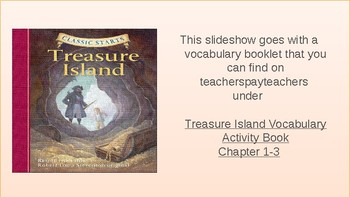 Treasure Island Ch. 1-3 Powerpoint