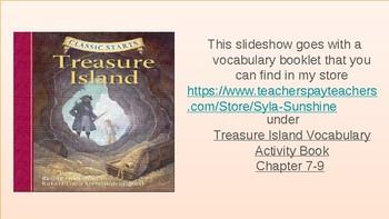 Treasure Island Ch. 7-9 Powerpoint