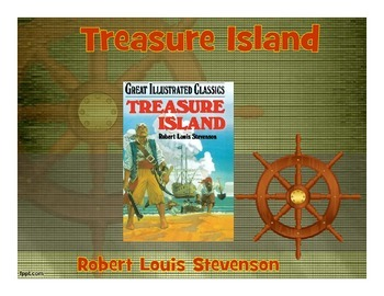 Treasure Island (Great Illustrated Classics) Lesson 1 Power Point Presentation