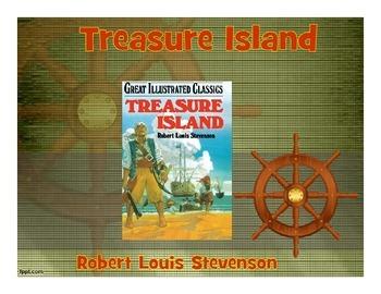 Treasure Island (Great Illustrated Classics) Lesson 1 Powe