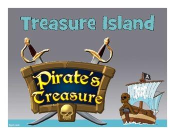 Treasure Island (Great Illustrated Classics) Lesson 2 Bundle