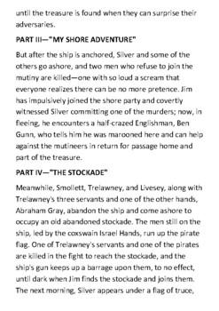 Treasure Island Handout