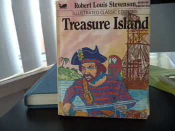 Treasure Island  ISBN 0-70097-04500-0