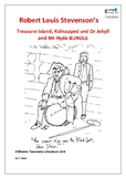 Treasure Island/Kidnapped and Jekyll and Hyde RLS unit
