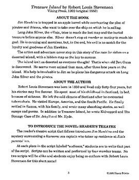 Treasure Island Literature Guide