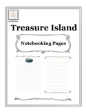 Treasure Island Notebooking Pages