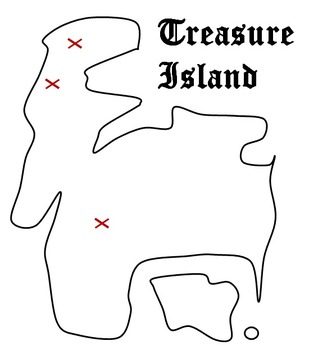 Treasure Island Novel Bundle