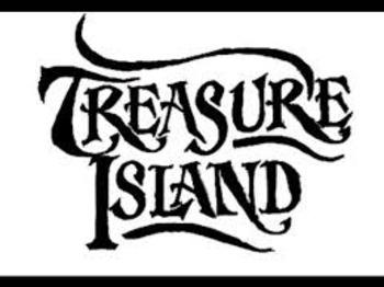 Treasure Island - Plot Summary as Cloze Test