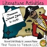 Treasure Island Quest Unit Literature Novel Study Unit