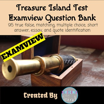 treasure island teaching resources teachers pay teachers treasure island question bank treasure island question bank