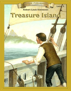 Treasure Island RL 2-3 ePub with Audio Narration
