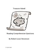 Treasure Island Reading Comprehension Questions