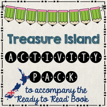 Treasure Island- Ready to Read New Zealand