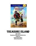 Treasure Island (Stepping Stones) Book Unit