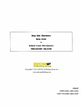 Treasure Island Study Guide for Great Reading