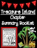 Treasure Island Chapter Summary Graphic Organizer Booklet