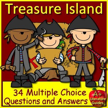 Treasure Island Test and Answer Key