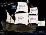 Treasure Island Trivia PPT Game
