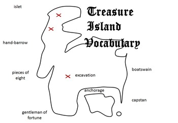 Treasure Island Vocabulary