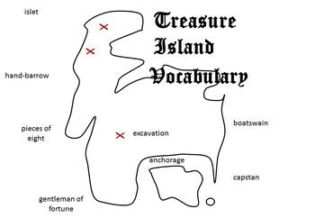Treasure Island Vocabulary