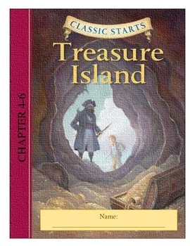 Treasure Island Vocabulary Activity Book Ch. 4-6