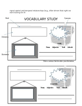 Treasure Island Vocabulary Activity Book Chapter 1- 3