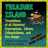 Treasure Island Vocabulary: Translations of Historical Exp