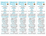 Treasure Island edition of Bookmarks Plus: Fun Freebie & Handy Reading Aid!
