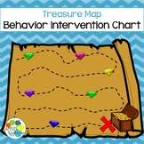 Treasure Map Behavior Intervention Chart