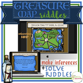 NO PRINT Treasure Map Inferences